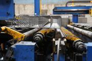 Гибочный узел машины Synthesis для производства объемных каркасов
