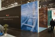 Стенд компании AWM на выставке Wire 2014 в Дюссельдорфе
