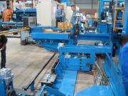 Предварительная приемка трех сеткосварочных линий QRP 24 на заводе Clifford заказчиком Комтех, 2007 год