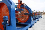 Сварочные роботы DC Macchine - основа стабильного производства сварных цилиндрических каркасов