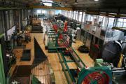 Станок Pilemaster в процессе производства на заводе DC Macchine