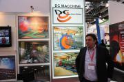 Внук основателя компании и владелец компании DC Macchine Франко Ди Карло (Franco Di Carlo)