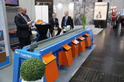 Стенд компании Terhoeven GmbH & Co  на выставке Wire 2014 в Дюссельдорфе