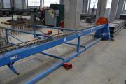 Гибочный станок для сетки KSI 602 Hambi на производстве ДСК Град, поставленный Вебер Бауэр