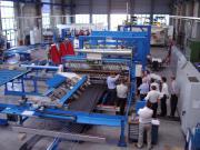 Тренинг на заводе IDEAL для сотрудников представительств, посвященный технологии производства сварных ограждений из проволоки
