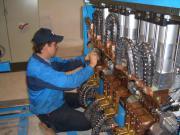 Монтаж сварочной линии IDEAL для производства кабельных лотков на заводе Проминвест(Lomex) в г. Калуга