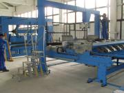 Монтаж автоматической линии IDEAL для производства сварных ограждений из проволоки на заводе Fensys (Опеченский Посад)
